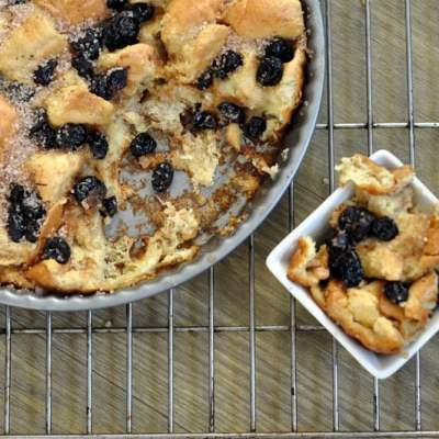 Alcohol in Baking And Boozy Bread Pudding Recipe