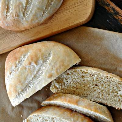 B is for Bread 101, part 2