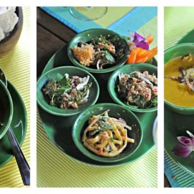 Culinary Isan at Rim Nam, The Oberoi