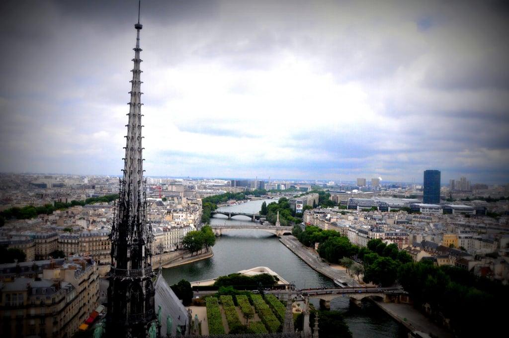 The breathtaking skyline