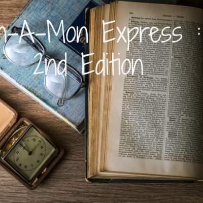Sin-A-Mon Express Edition 2