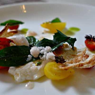 Chef Sumit's new menu at Le Jardin, Oberoi