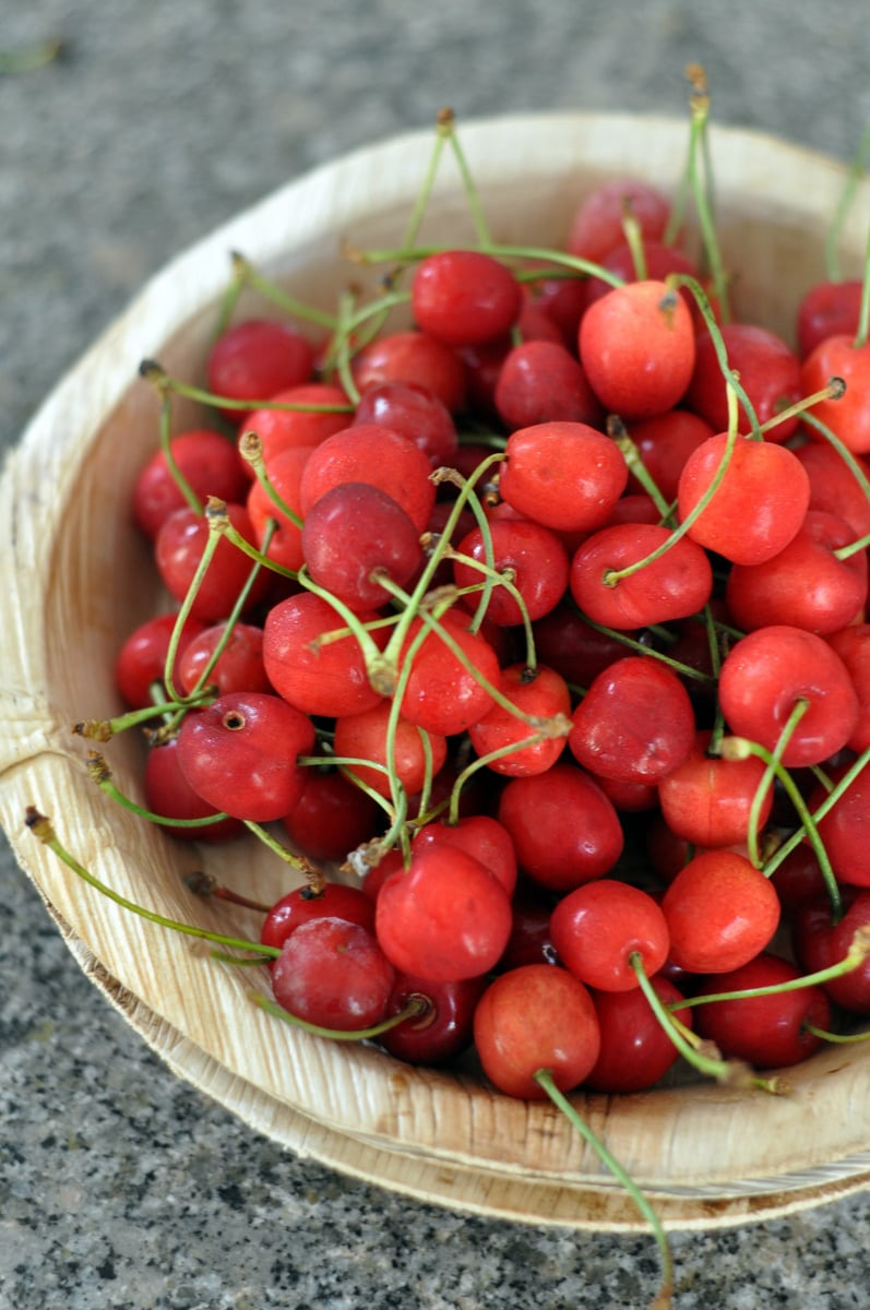 Cherry Muesli muffins with Muesli Streusel 3
