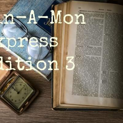 Sin-A-Mon Express, Edition 3