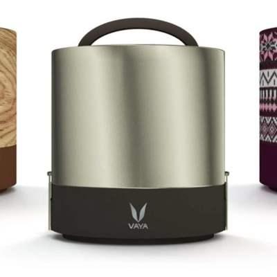 New Age Tiffin Box : The Vaya Tyffyn