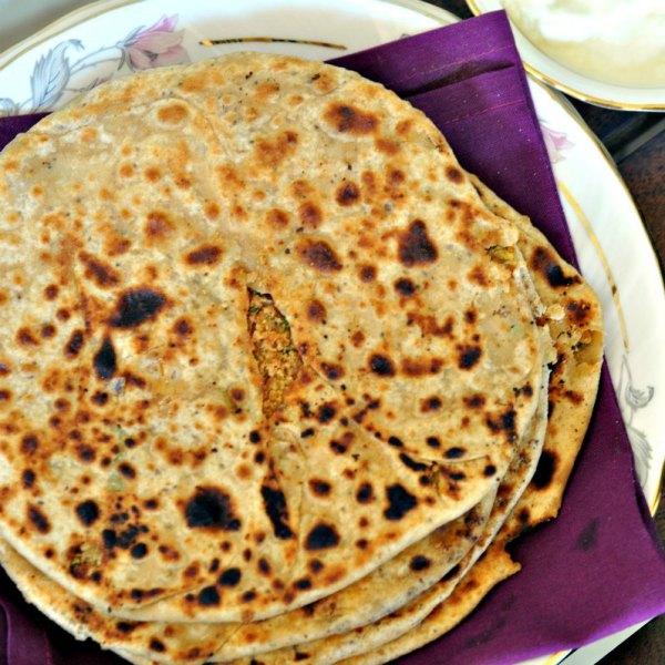 Bihari Sattu Parantha Recipe