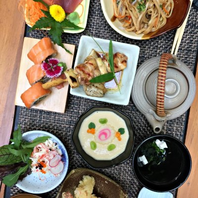 Luncheon At Edo – The Obento Experience