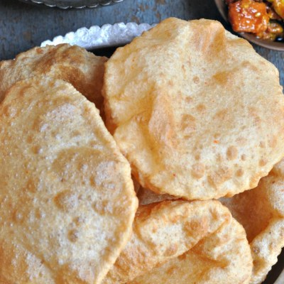 Bedmi Poori | How to make Bedmi Poori