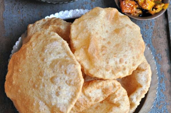 How to make Bedmi Poori
