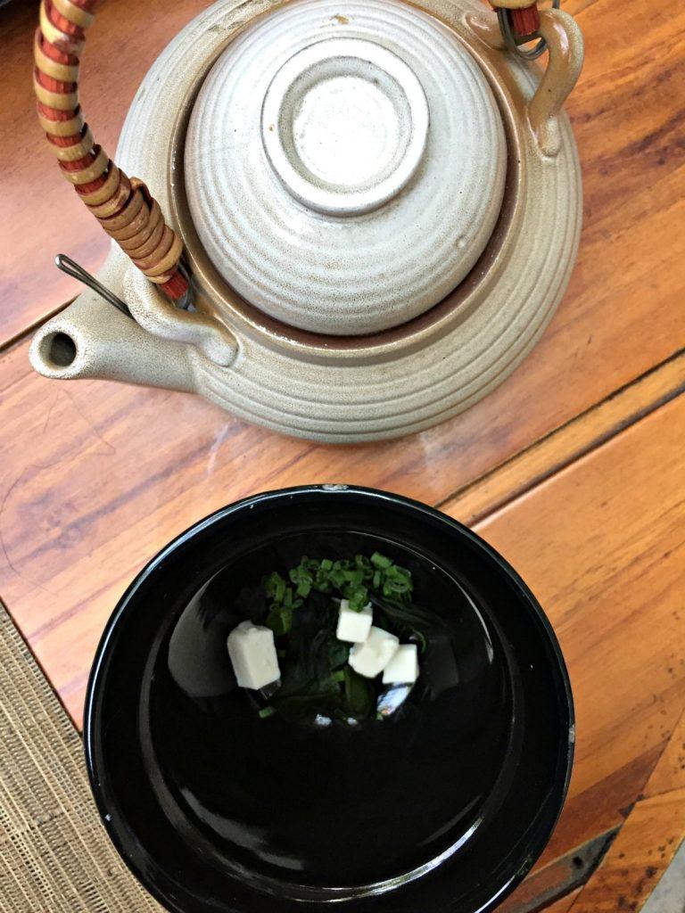 Miso soup Edo