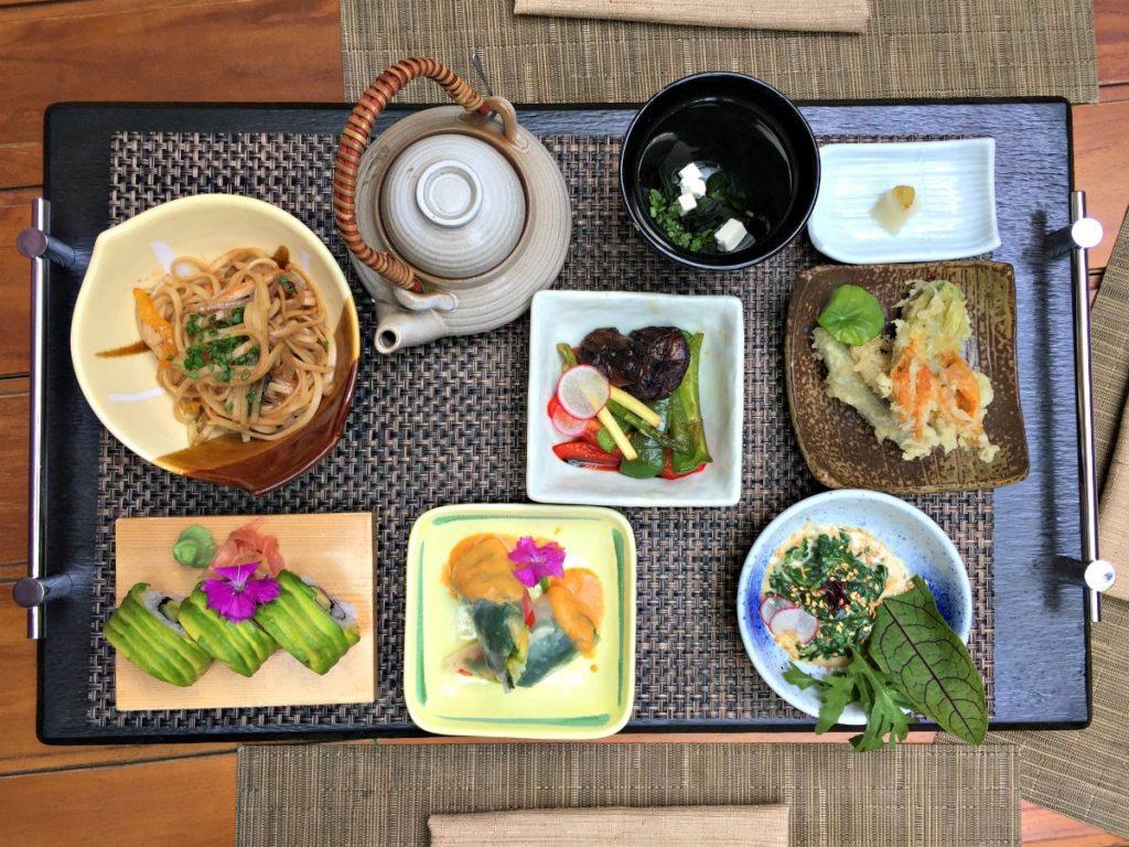 Veg Japanese Meal Edo