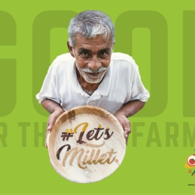 National Millet & Organics Fair – Interview with Krishna Byre Gowda
