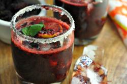 Mulberry Drink recipe