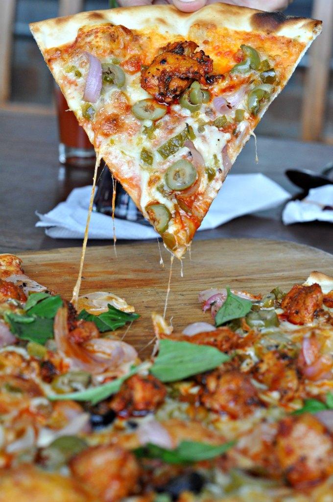 Big Brewsky Pizza