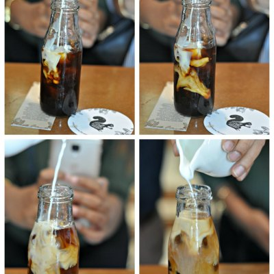 Cold Brew Coffee by Flying Squirrel : Coffee for Summer !