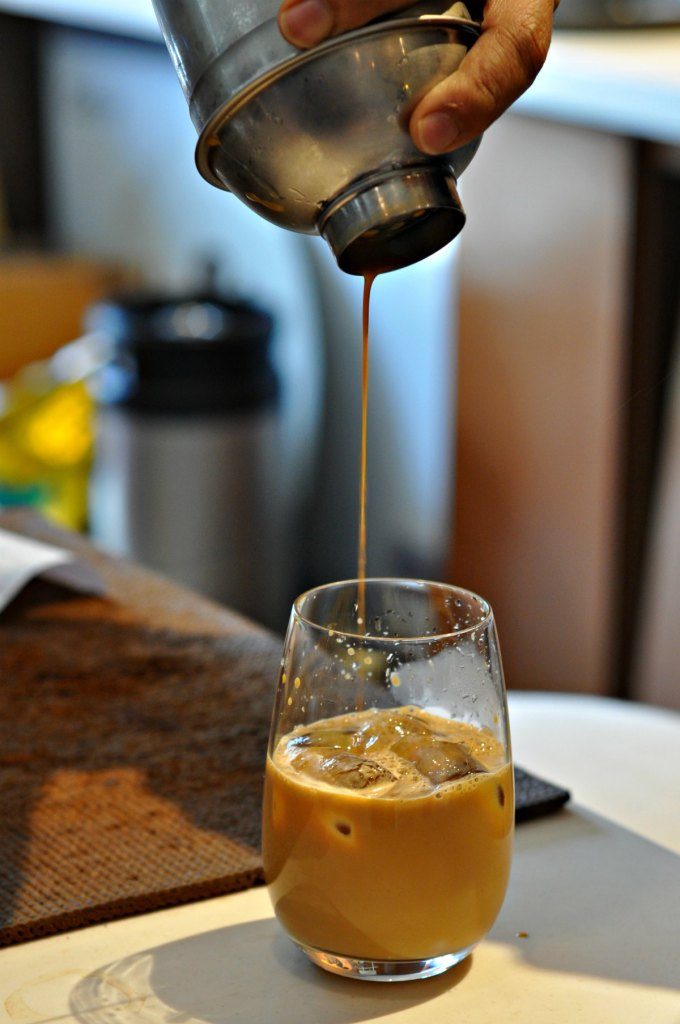 Cold Brew Orange Flavoured Coffee
