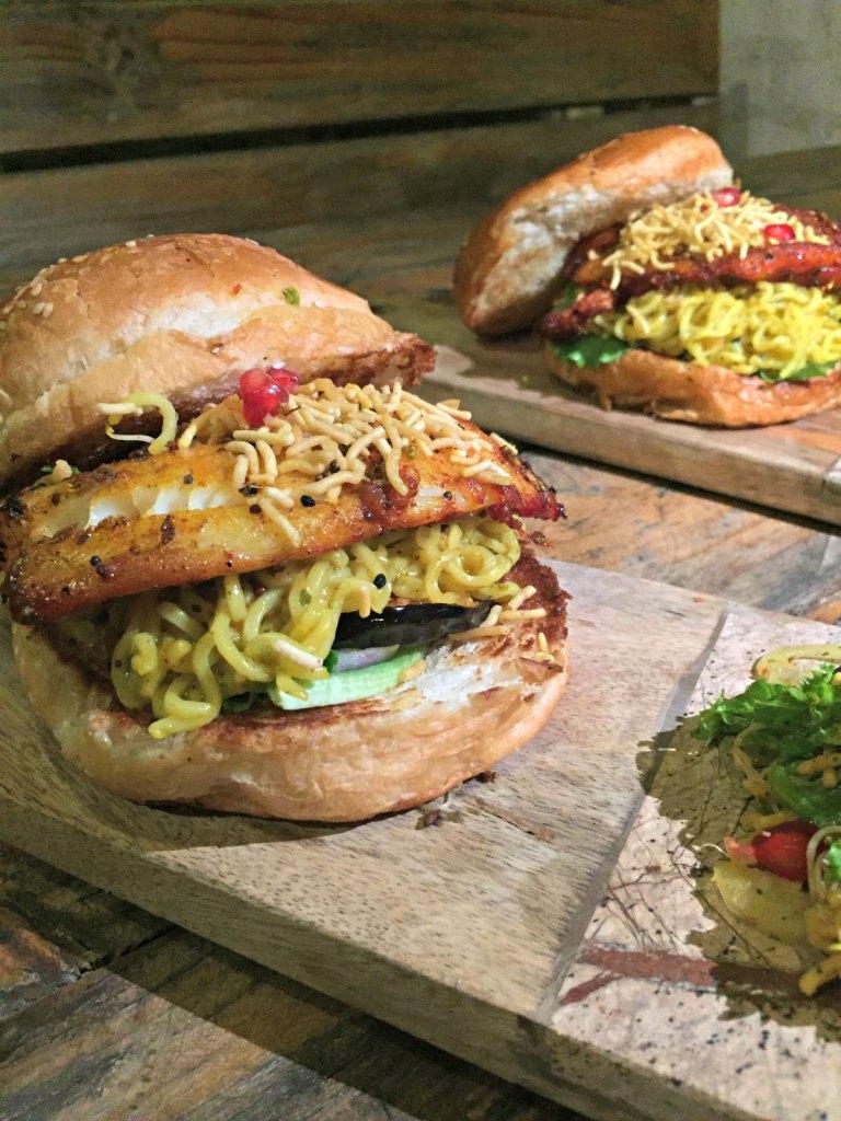 Maggi Burger