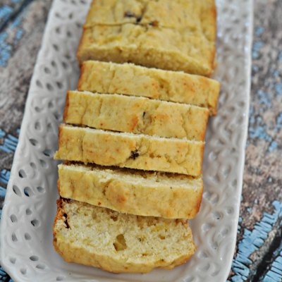 Pineapple Coconut Bread aka Pina Colada Cake