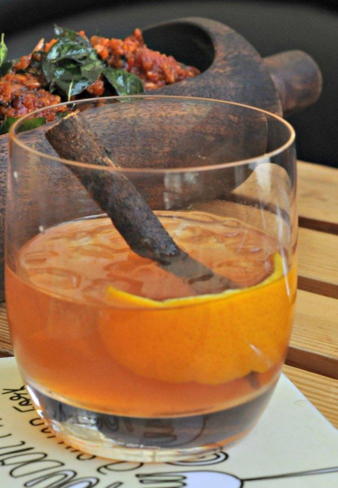 Rum Orange Juice