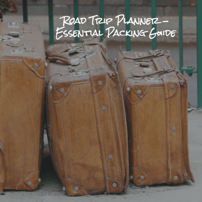 Road Trip Planner – Essential Packing Guide