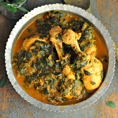 Easy Moringa Leaves Chicken Recipe