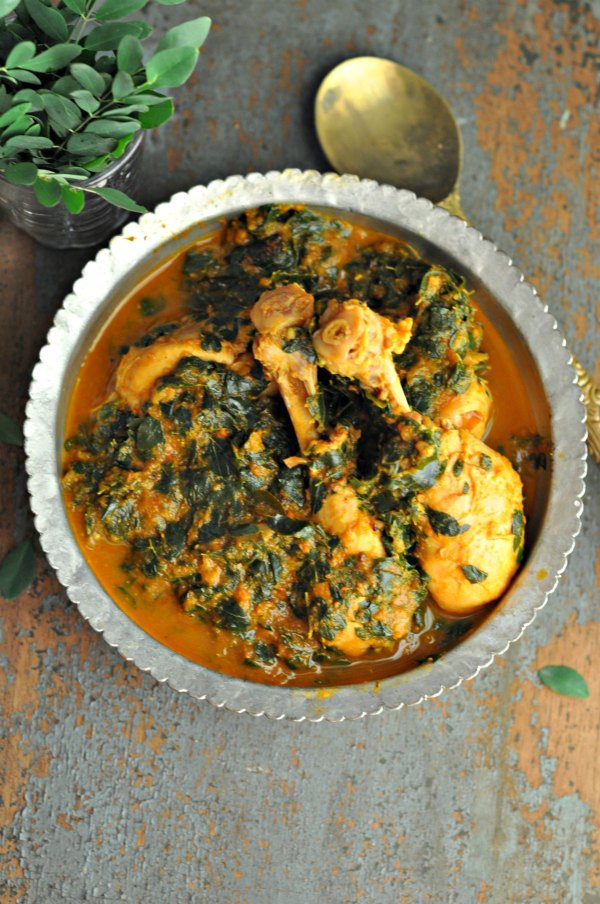 How to make Moringa Chicken
