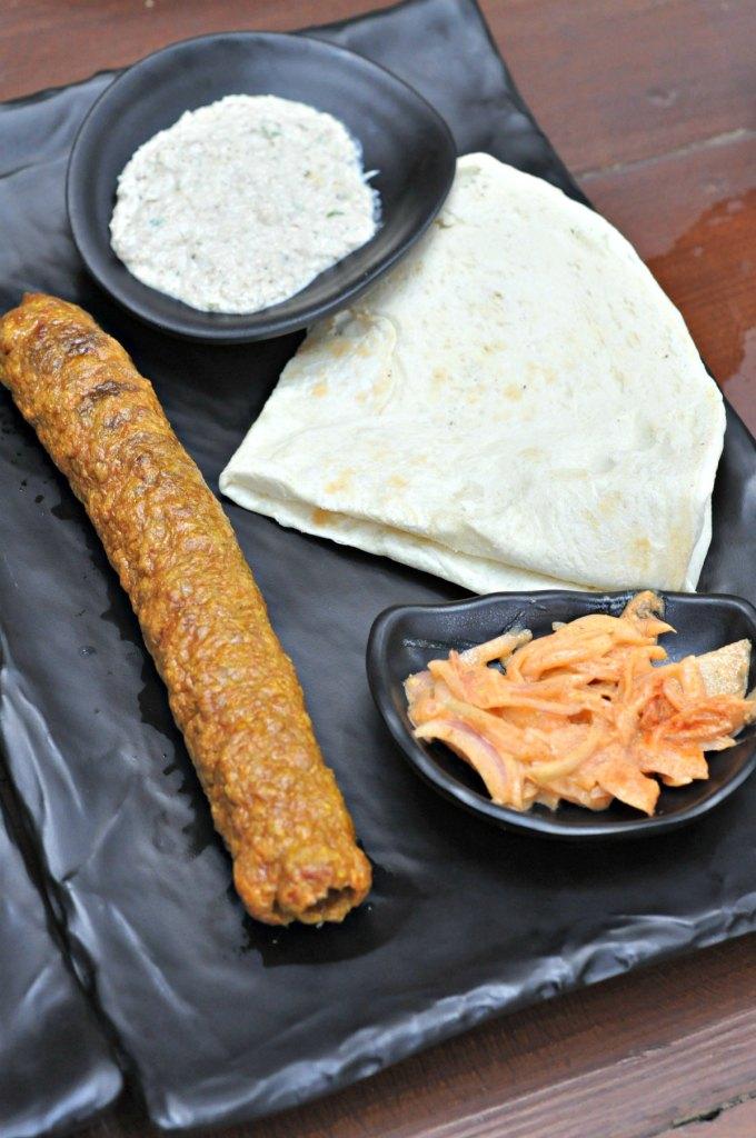 Lavasha Mutton Kabab