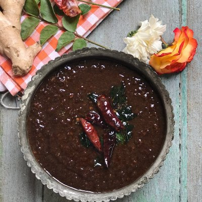Onam Recipes : Puli Inji | Inji Curry | Tamarind & Ginger Relish