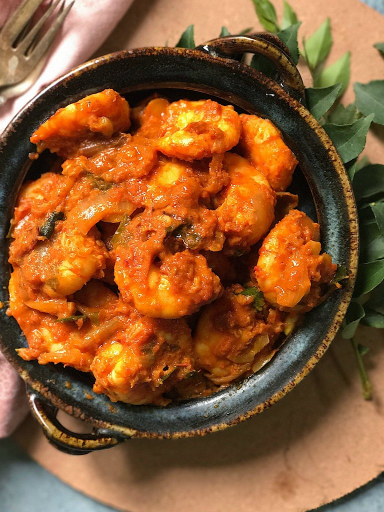 Everyday Prawn Masala