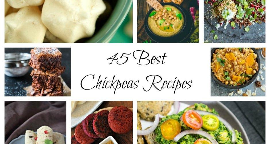 Easy Chickpeas Recipes