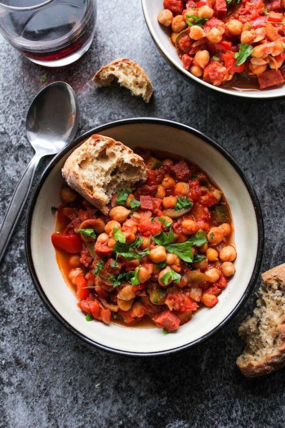 Spanish-Chickpea-Chorizo-Stew-2