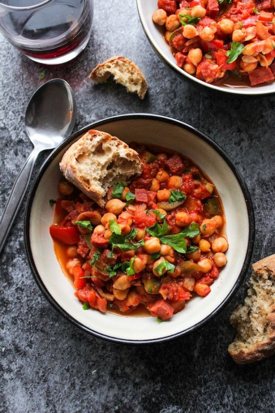 Spanish-Chickpea-Chorizo-Stew-2