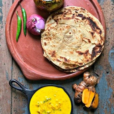 Kachi Haldi Ki Sabji – Fresh Turmeric Curry