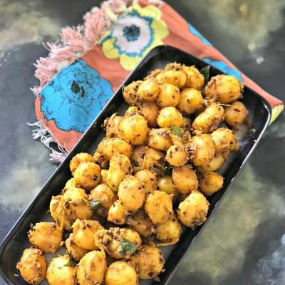 Best Ever Indian Style Potato Roast Recipe