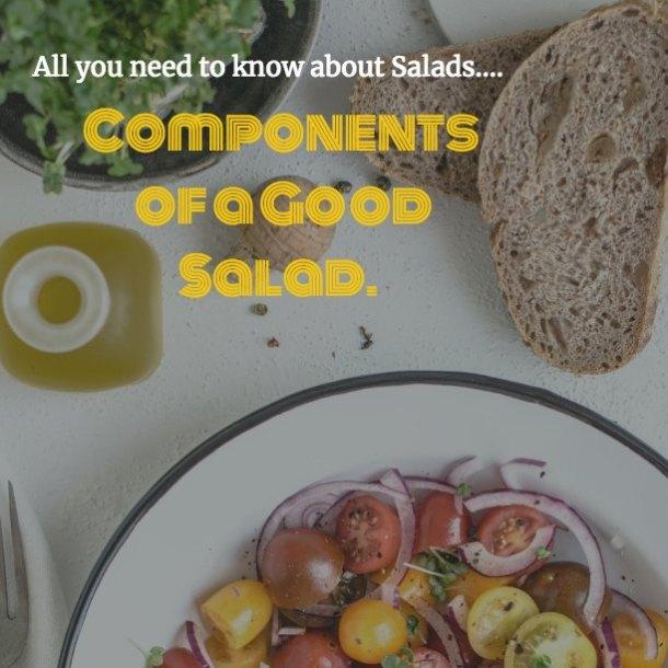 Components of a Good Salad