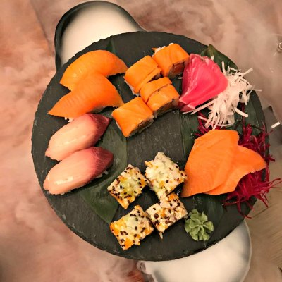 Mikusu – Pan Asian Restaurant at Conrad Bangalore