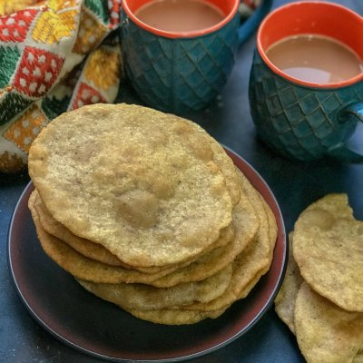 Doli Roti : Multani Flat Bread with Spiced Sourdough