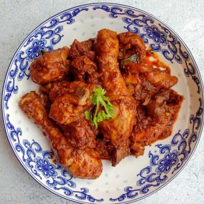 Everyday Easy Chicken Fry