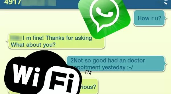App espía chats de WhatsApp