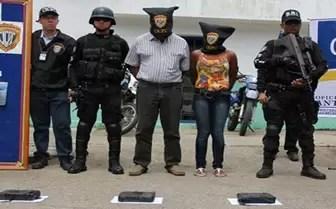 Detienen en Venezuela a un argentino con 200 kilos de cocaína