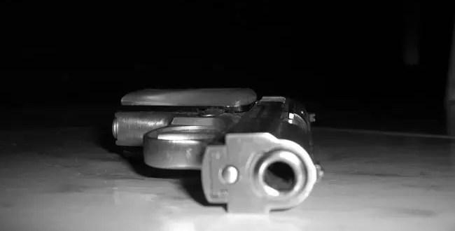 Suicida se pega dos tiros en la cabeza y sobrevive