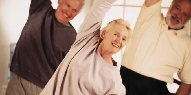 Hacer ejercicio en la terer edad mejora la calidad de vida