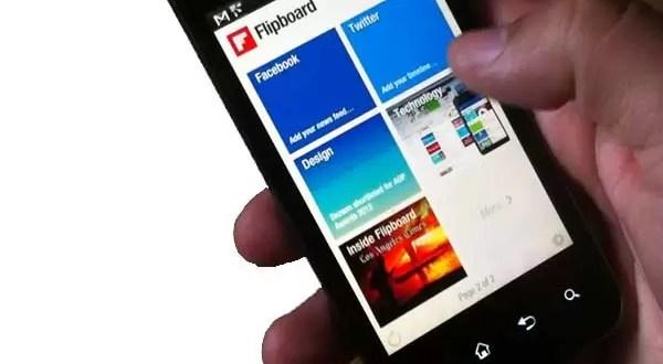 Descargar Flipboard la aplicación para Android