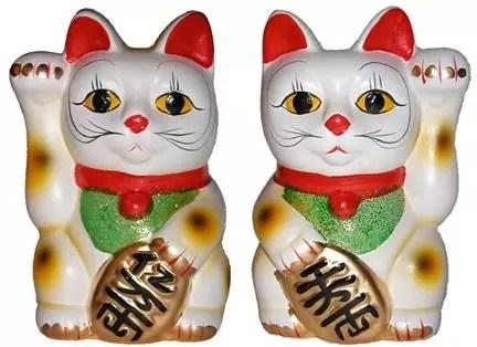 Todo sobre el Gato Japonés del Dinero y la Suerte