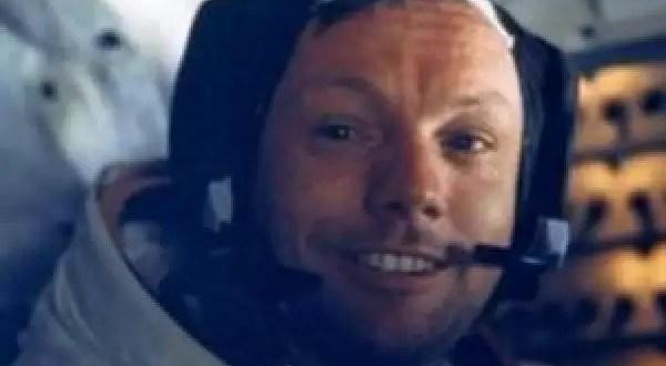 Neil Armstrong habla sobre la llegada a la luna
