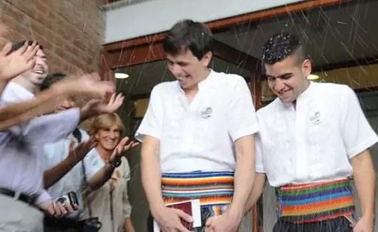 Parejas gay extranjeras podrán casarse en la Ciudad de Buenos Aires