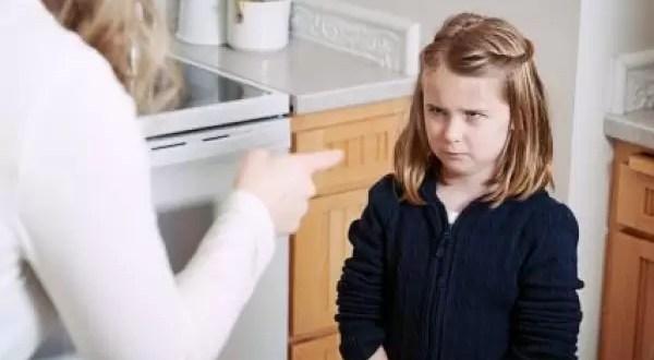 Lo que jamás debés decirle a tu hijo