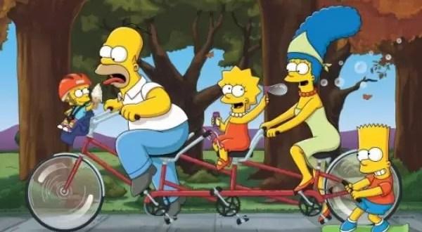 El regreso de 'Los Simpsons' al cine