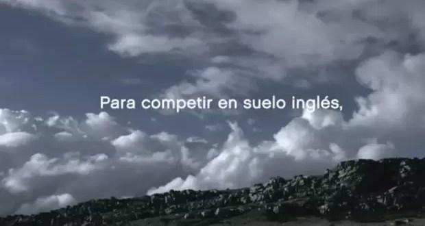 SPOT OFICIAL DE ARGENTINA PARA LOS JUEGOS OLÍMPICOS EN ISLAS MALVINAS