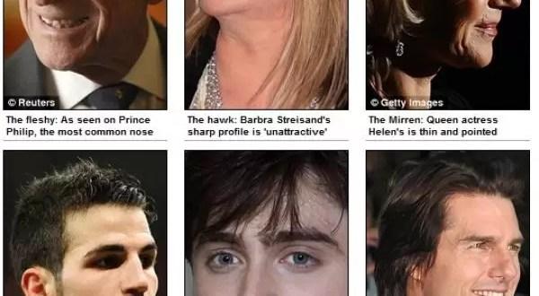 Los diferentes tipos de nariz: Cuál tenés vos?
